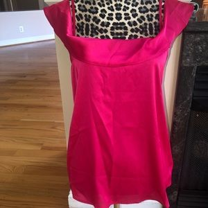 Ladies Express silky short sleeved shirt